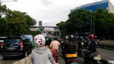 Malaysia Mulai Larang Pengendara Sepeda Motor Masuk Kota