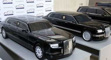 Ganti Mobil, Apa Hebatnya Limusin Presiden Vladimir Putin?