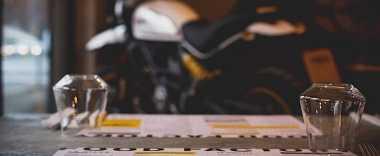 Kembangkan Bisnis Baru, Ducati Malah Buka Restoran