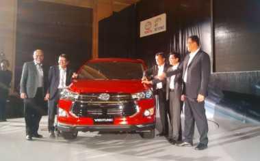 Ada Toyota Innova Venturer, Varian Q Diesel Disuntik Mati
