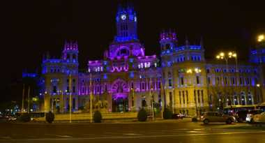 Madrid Akan Larang Mobil Masuk Pusat Kota pada 2019