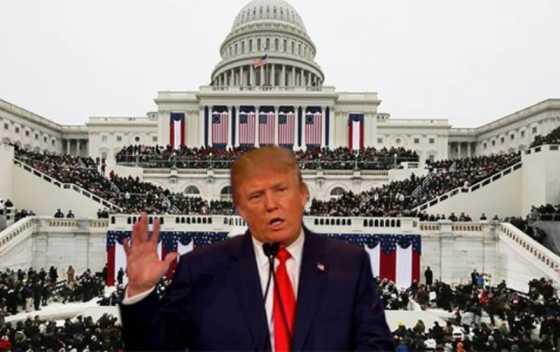 Susunan Acara Pelantikan Donald Trump dan Mike Pence