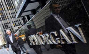 \Setelah Didepak Sri Mulyani, JP Morgan Sanjung Ekonomi RI 'Setinggi Langit'   \