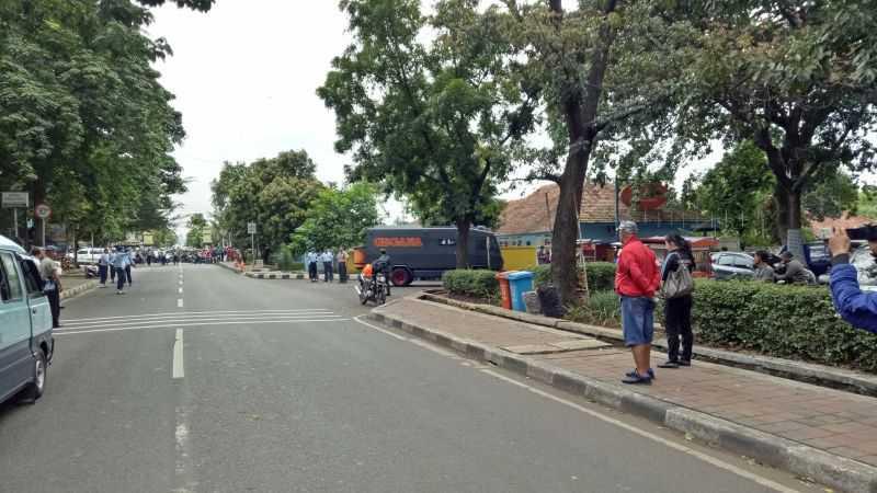 Tas Diduga Bom Ditemukan di Dekat Halim Perdanakusuma