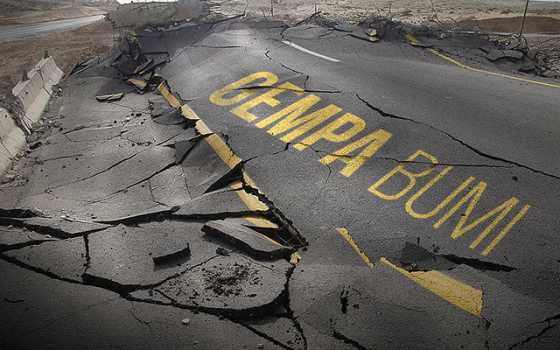 Gempa Deli Serdang Rusak <i>Runway</i> Bandara Kualanamu
