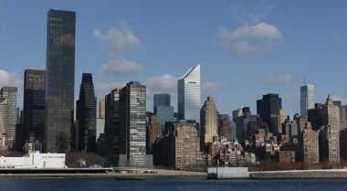 \Tarif Pajak Properti di New York Naik 10,23%\