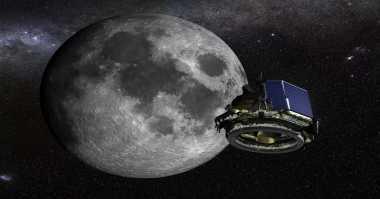 Perusahaan Saingan SpaceX Siap Kirim Roket ke Bulan