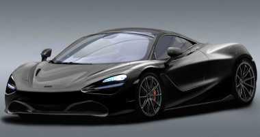 Supercar McLaren Penerus 650S Muncul Sebelum Geneva Motor Show