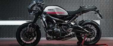 Yamaha Buka Pemesanan XSR900 Cafe Racer Secara Online