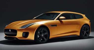 Imajinasi X-Tomi Sulap Sportcar Jaguar F-Type 400 Jadi Sport Wagon