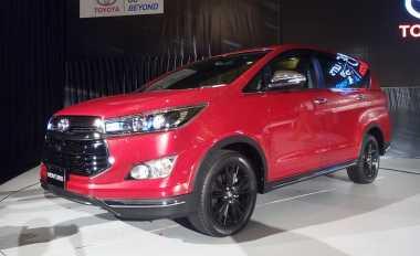 Harga Toyota Innova Venturer Mendekati Fortuner Varian Terendah