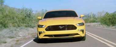 Duh, Ford Mustang Terbaru Tak Lagi Gahar