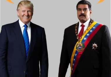 Presiden Venezuela Yakin Trump Lebih Baik dari Obama