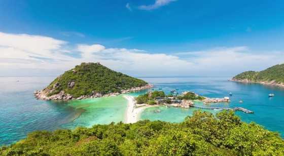 Menteri Susi Pastikan Pulau Kecil Tidak Jadi Sarang Narkoba dan Perbudakan