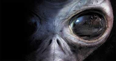 Alien Disebut Mengintai Manusia di Stasiun Ruang Angkasa