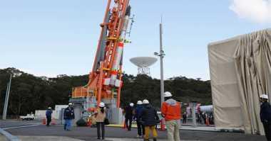 Jepang Gagal Luncurkan Roket SS-520-4