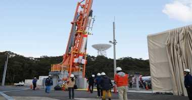Roket Eksperimental Jepang Gagal Meluncur