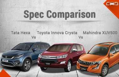 Adu Keunggulan Toyota Innova dengan Dua MPV India