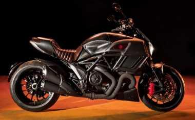 Begini Hasil Kolaborasi Ducati dan Diesel