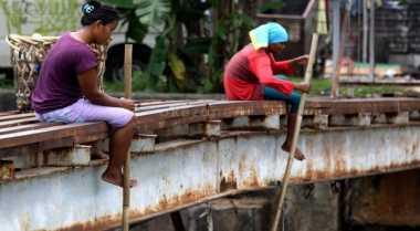 \Kemiskinan Terus Hantui Cirebon\
