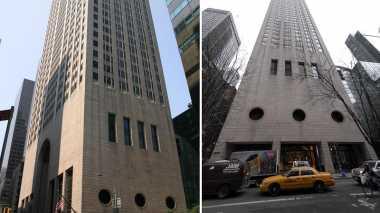 \5 Gedung Pencakar Langit di New York dengan Arsitektur Akhir Abad 20\