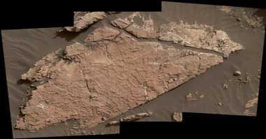 Ditemukan Bukti Baru tentang Keberadaan Air di Mars