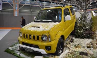 Suzuki Kembali Tegaskan Jimny Terbaru Pakai Ladder Frame