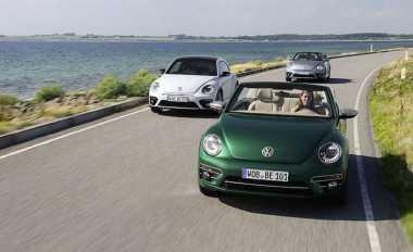 Volkswagen Pertimbangkan Hadirkan Beetle Bertenaga Listrik