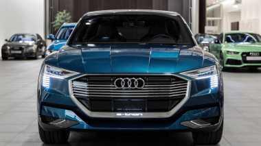 Pasar Menjanjikan, Audi Sasar China untuk Produksi Mobil Listrik E-tron