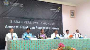 \Penunggak Pajak Rp41 Miliar di Papua Terancam Penjara 1 Tahun\