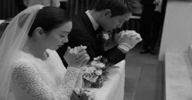 Pernikahan Rain dan Kim Tae Hee Kejutkan Netizen