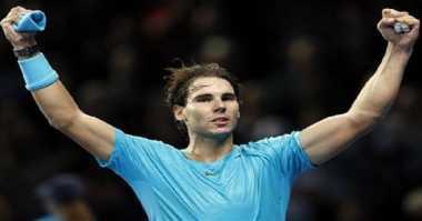 Kalahkan Marcos Baghdatis, Rafael Nadal Populer di Medsos