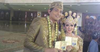 Menikah dengan Lucky Hakim, Tiara Dewi Dicari Netizen