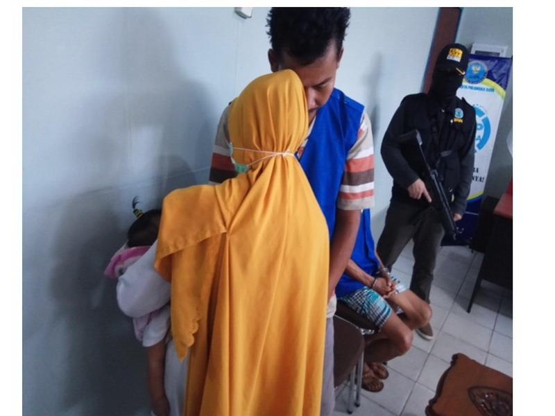Miris, Gara-Gara Ibu Suka <i>Nyabu</i> Bayi 5 Bulan Ikut Positif Narkoba