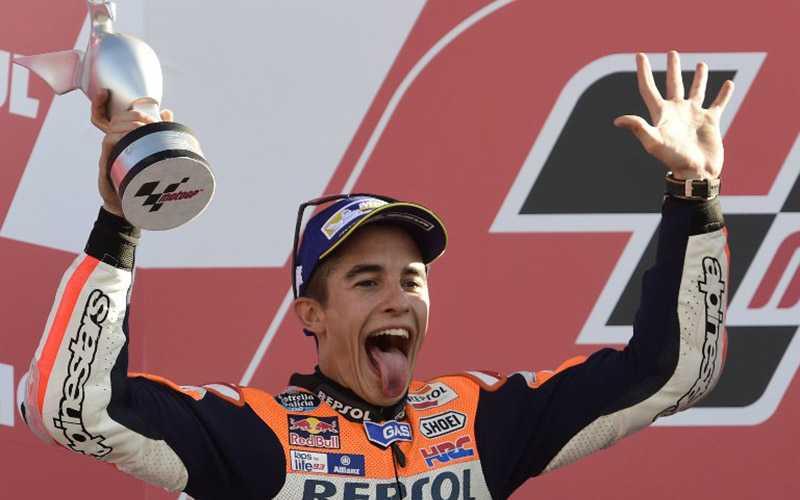 Marc Marquez Tetap Unggul di MotoGP 2017
