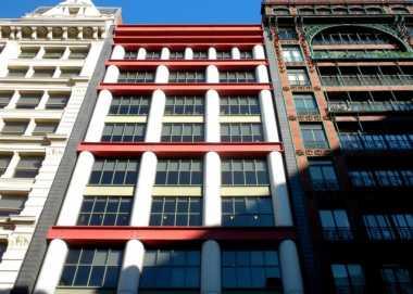 \TERPOPULER: Gedung-Gedung Pencakar Langit dengan Arsitektur Pasca-Era Modern\