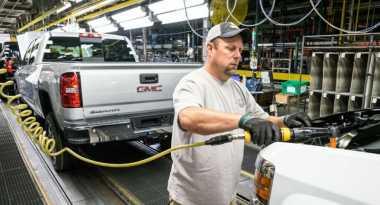 General Motors Tambahkan Investasi di AS Setelah Dikritik Donald Trump