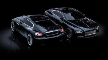 Teaser Rolls-Royce Coupe Tampilkan Sentuhan Kemewahan Sporty