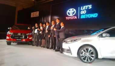 Toyota Tak Akan Revisi Target Penjualan di Jateng karena Kenaikan Tarif STNK & BPKB
