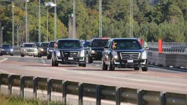 Mobil Kepresidenan AS, Limusin yang Menggunakan Sasis Truk