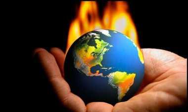 Penampakan Global Warming yang Mengerikan