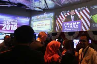 \TERPOPULER: Menanti Kebijakan Trump, Penentu Ekonomi Dunia\