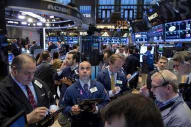 \TERPOPULER: Investor Wall Street Sambut Baik Pelantikan Donald Trump\