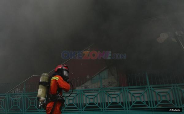 Kerap Kebakaran, Pengelola Pasar Senen Seharusnya Rutin Lakukan Pengawasan