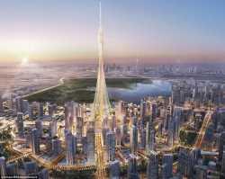 Dubai Ciptakan Lebih dari 100 Km Jalur Khusus Sepeda