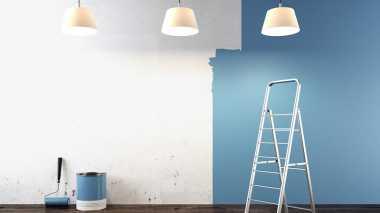 \HOT PROPERTY: 4 Tips Hemat Biaya Mengecat Rumah \