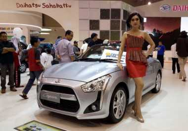 Penjualan Mobil Diyakini Tak Turun Lantaran Tarif STNK & BPKB Naik