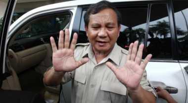 Prabowo: Hasil Survei itu Berdasarkan Siapa yang Bayar
