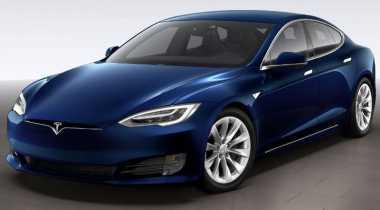 Tesla Perkenalkan Model S dengan Daya Jelajah Terjauh di Dunia