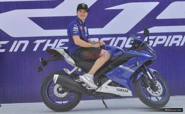 Yamaha Belum Sebut Harga R15 Terbaru, Ini Alasannya
